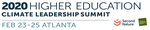 2020 Higher Education Climate Leadership Summit logo