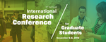 International Research Conference for Graduate Students logo