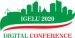 IGeLU 2020 Digital Conference and Developers' Day 14 -17th September, 2020 logo