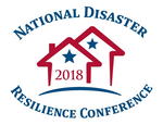 2018 National Disaster Resilience Conference logo