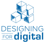 2019 Designing for Digital Call for Proposals logo