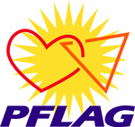We Are the Change: The 2019 PFLAG National Convention logo