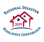 2019 National Disaster Resilience Conference November 19-22, 2019 logo